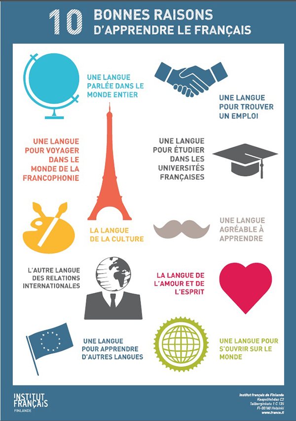 France Alumni - DELF/DALF, French as a professional option